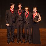 Davidson College Concert Series: WDAV Young Chamber Musicians Competition 2016
